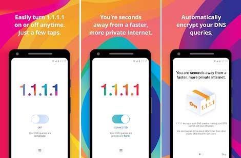 1.1.1.1: Faster & Safer Internet 3.13 (Full) Apk for Android