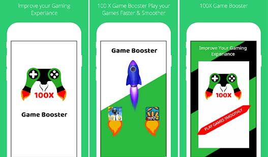 100X Game Booster Pro Apk