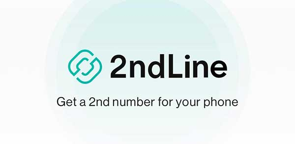 2ndLine - Second Phone Number Cover