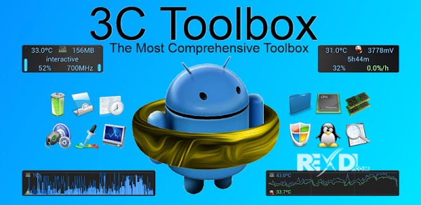 how to use 3c toolbox