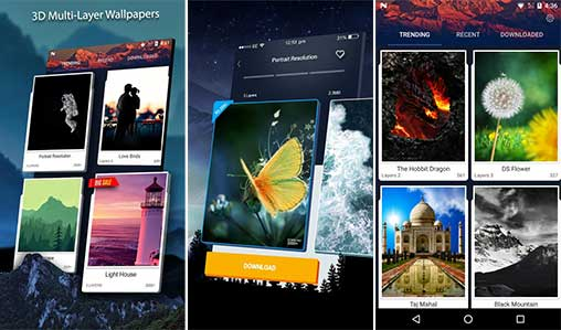 3d Wallpaper Parallax 2018 401 Pro Apk For Android