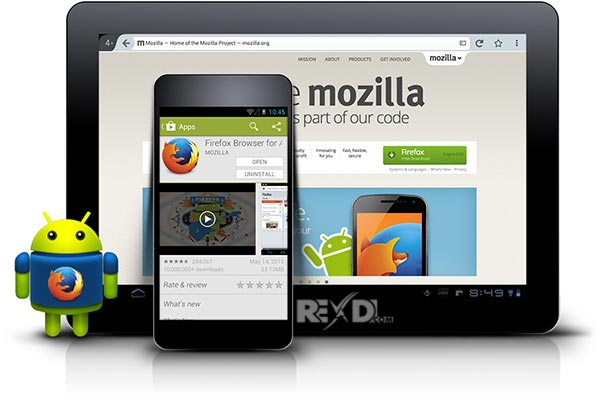 Firefox Browser apk
