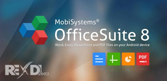 OfficeSuite 8 Pro + PDF Premium Unlocked for Android