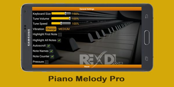 Piano Melody Pro Apk