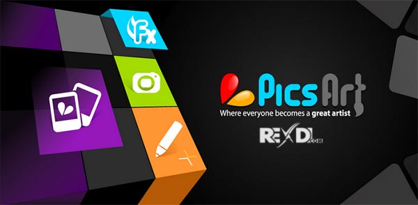 PicsArt Photo Studio Full + PREMIUM Unlocked + Final