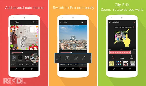 VideoShow Pro - Video Editor 8 5 1rc APK + MOD (Unlocked) Android