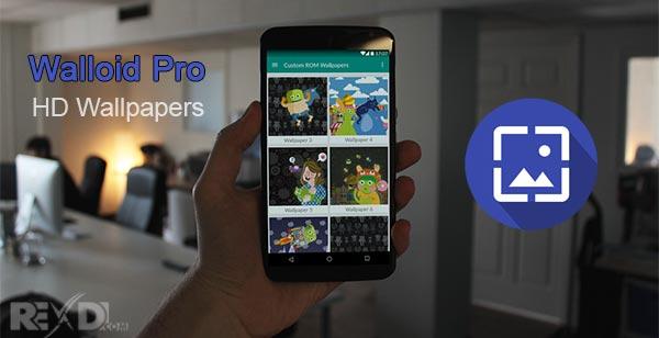 download walloid pro hd