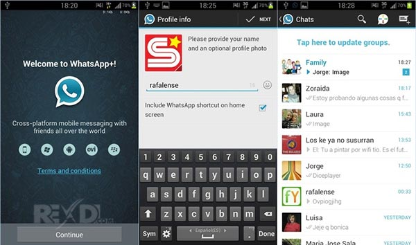 Download WhatsApp Plus Apk