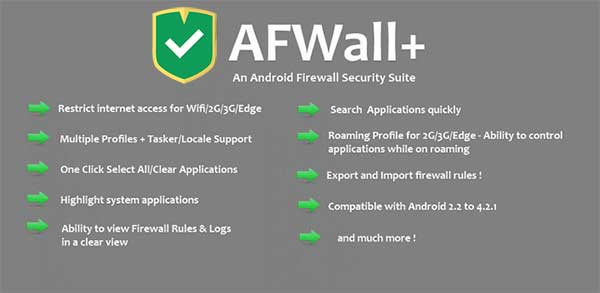 Image result for AFWall+