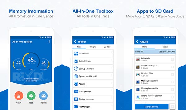 All-In-One Toolbox (Cleaner) android