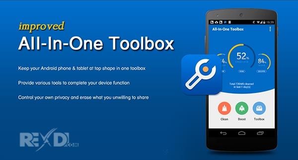 All-In-One Toolbox (Cleaner)