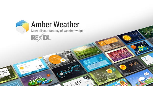 Amber Weather Premium Apk + Mod 3 9 0 Unlocked for Android