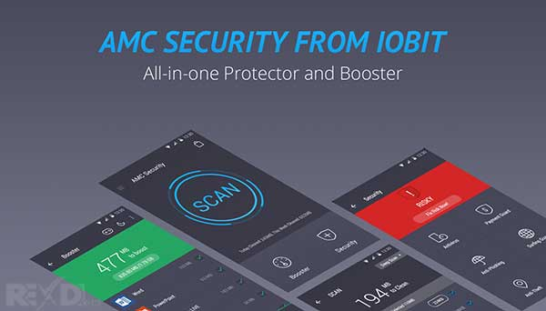 AMC Security - Antivirus Boost Apk