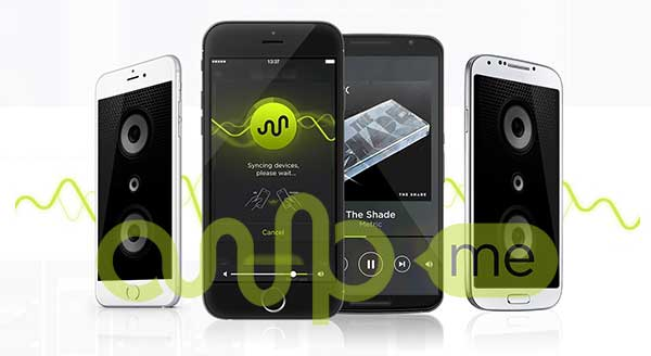 AmpMe - Social Music Party