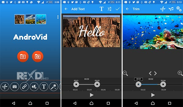 androvid – video editor apkpure