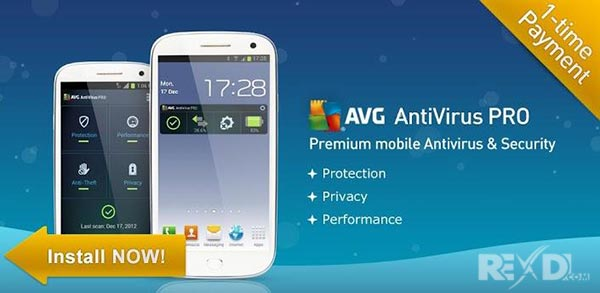 AVG AntiVirus PRO Android Security 6.27.3 Apk + MOD (Full + Cracked)