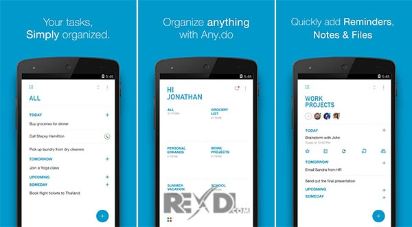 Any.do To-do List | Task List Apk
