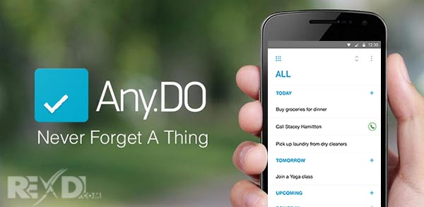 Any.do To-do List | Task List