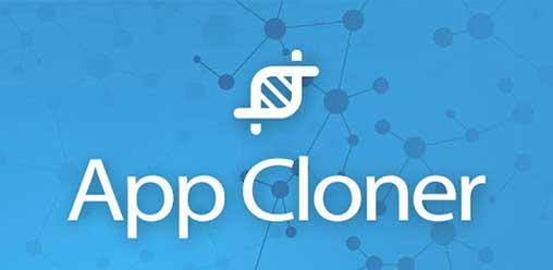 التطبيق Cloner Premium