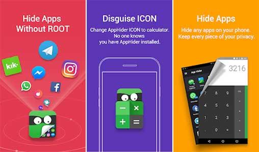 App Hider Apk
