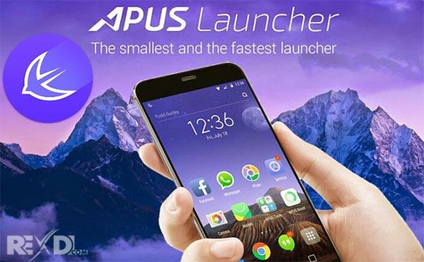 APUS Launcher – Theme, Wallpaper, Hide Apps 3.10.2 APK Android 2019 !