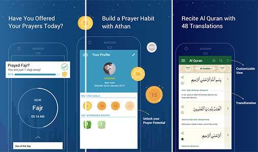 Athan Ramadan - Prayer Times Apk