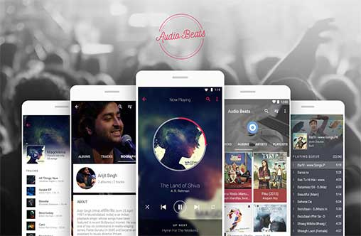 Audio Beats - Music Player Premium Apk
