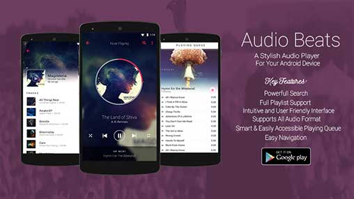 Audio Beats - Music Player Premium