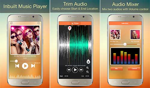 Audio MP3 Cutter Mix Converter PRO for Android Apk Mod Revdl