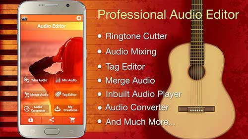 Audio MP3 Cutter Mix Converter PRO 1 84 Apk for Android