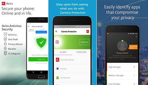 Avira Antivirus Security Premium Apk