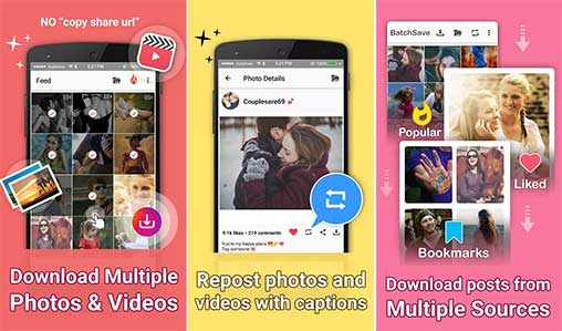 BatchSave for Instagram Pro Apk