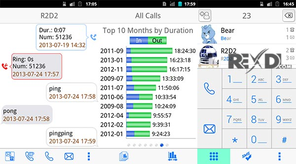 BearContact Unlimited Call Log Apk