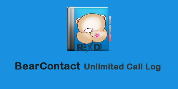 BearContact Unlimited Call Log