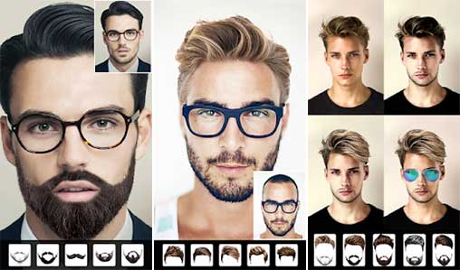 Beard Photo Editor - Hairstyle Apk