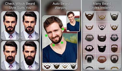 Beard Photo Editor Premium Apk
