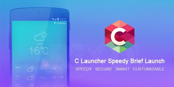 C Launcher Speedy Brief Launch