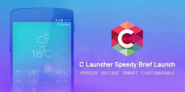 C Launcher Speedy Brief Launch