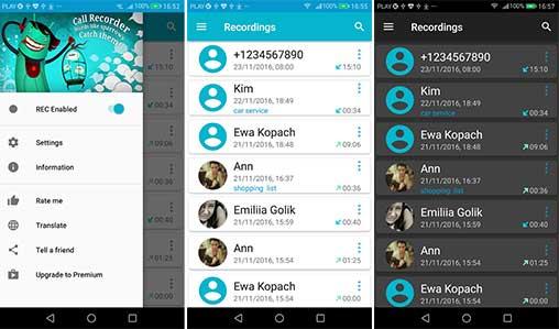 C Mobile Call Recorder Premium Apk