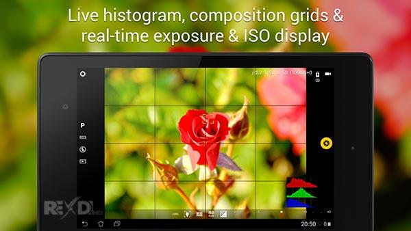 Camera FV-5 app apk