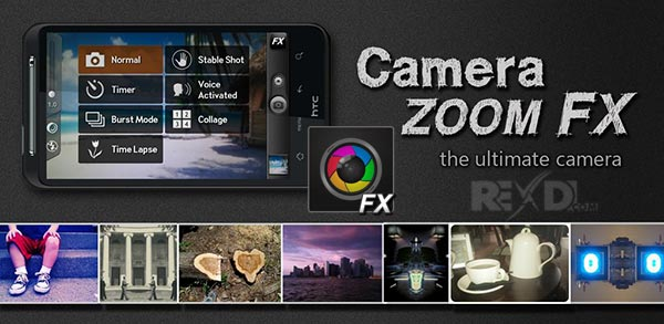 Video fx app for android