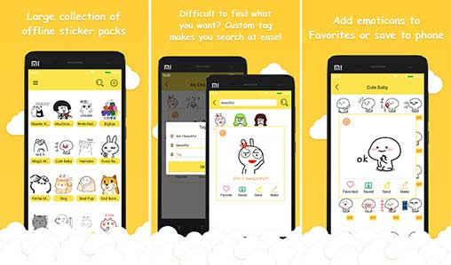 Chat Emoticons- Stickers (Pro) Apk