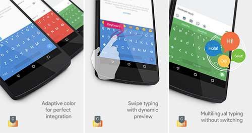 Chrooma Keyboard PRO Emoji Apk