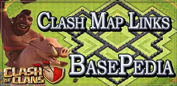 Clash Base Pedia Pro