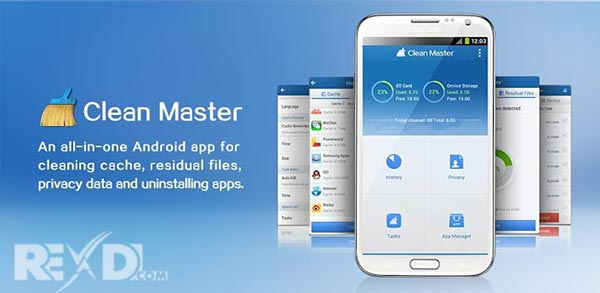 Clean Master Boost & Antivirus 7 2 3 (Full) Apk for Android