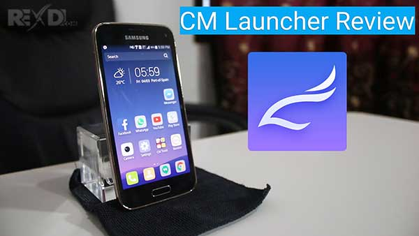 CM Launcher-Speedy,Small,Safe
