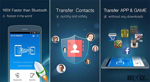 CM Transfer – Share files Apk