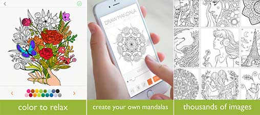 Colorfy – Coloring Book Full Plus Apk