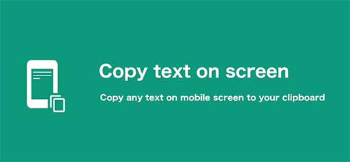 Copy Text On Screen pro