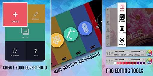 Cover Photo Maker & Designer Apk